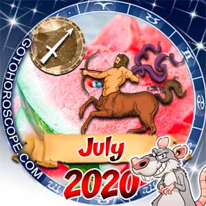 July 2020 Horoscope Sagittarius