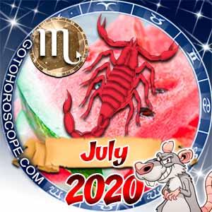 July 2020 Horoscope Scorpio