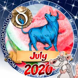 July 2020 Horoscope Taurus