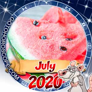 Horoscope for July 2020