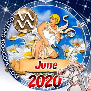 June 2020 Horoscope Aquarius