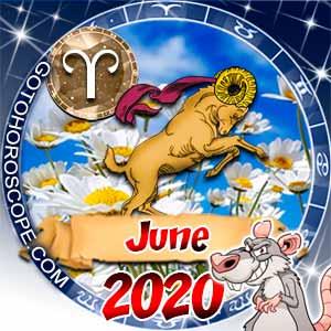 June 2020 Horoscope Aries