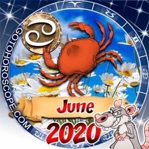 June 2020 Horoscope Cancer