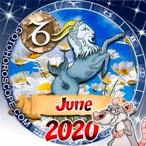 June 2020 Horoscope Capricorn