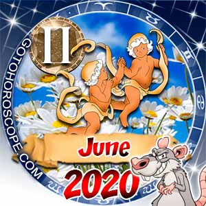 June 2020 Horoscope Gemini