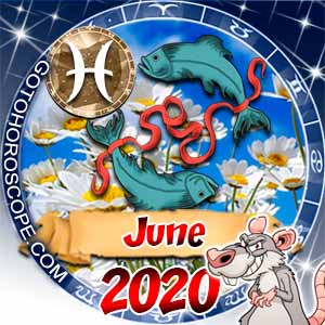 Pisces Horoscope for June 2020