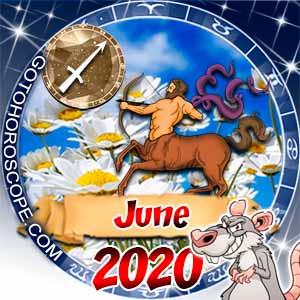 June 2020 Horoscope Sagittarius