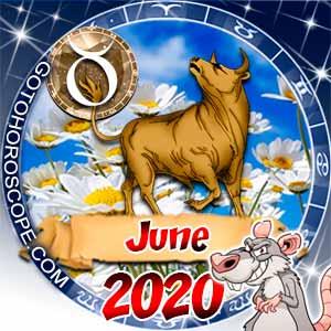 Taurus Horoscope for June 2020