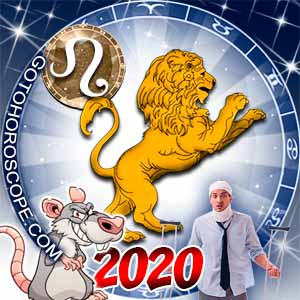 2020 Health Horoscope for Leo Zodiac Sign
