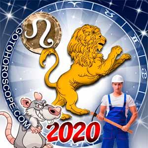 2020 Work Horoscope for Leo Zodiac Sign