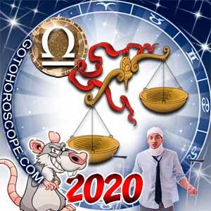 2020 Health Horoscope for Libra Zodiac Sign