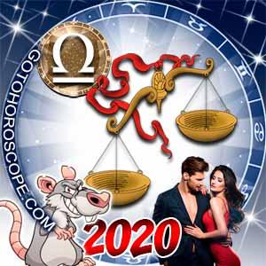 2020 Love Horoscope for Libra Zodiac Sign