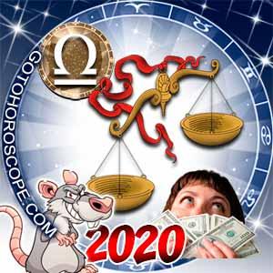 2020 Money Horoscope for Libra Zodiac Sign