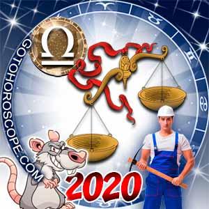 2020 Work Horoscope for Libra Zodiac Sign