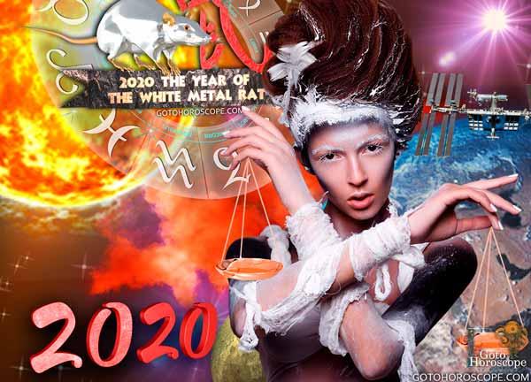 Libra 2020 Horoscope Part 2