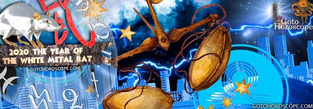 Libra 2020 Horoscope in the Money Sphere