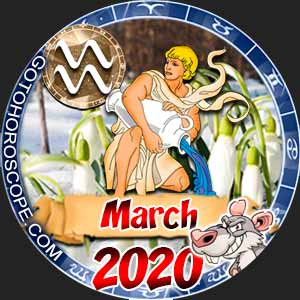 Aquarius Horoscope for March 2020