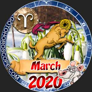 March 2020 Horoscope Aries