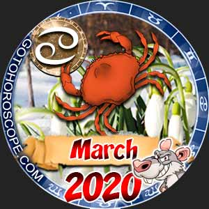 March 2020 Horoscope Cancer