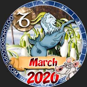 March 2020 Horoscope Capricorn