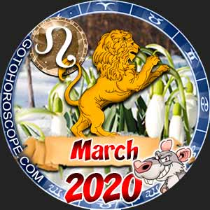 Leo Horoscope for March 2020