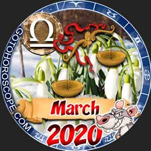 March 2020 Horoscope Libra