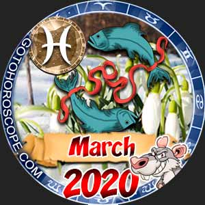 March 2020 Horoscope Pisces
