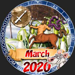 March 2020 Horoscope Sagittarius