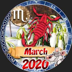 March 2020 Horoscope Scorpio