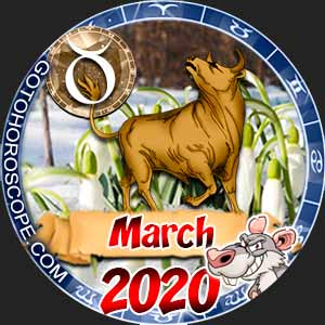 Taurus Horoscope for March 2020