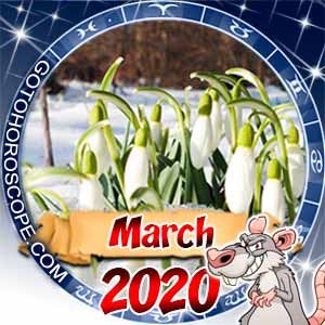 Horoscope for March 2020
