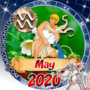 May 2020 Horoscope Aquarius