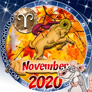 November 2020 Horoscope Aries