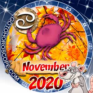 Cancer Horoscope for November 2020