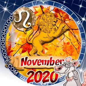 November 2020 Horoscope Leo