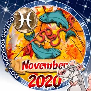 November 2020 Horoscope Pisces