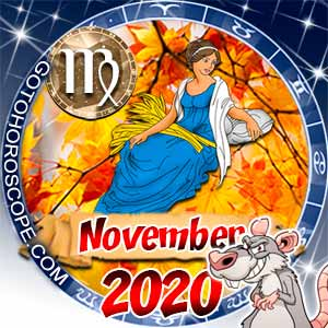 Virgo Horoscope for November 2020