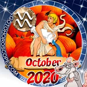 October 2020 Horoscope Aquarius