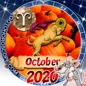 October 2020 Horoscope Aries