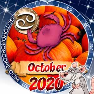 Cancer Horoscope for October 2020