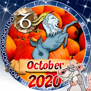 October 2020 Horoscope Capricorn