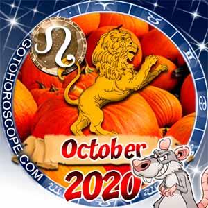 October 2020 Horoscope Leo