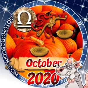 October 2020 Horoscope Libra