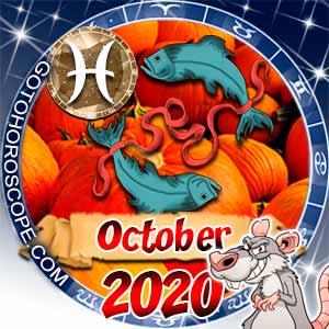October 2020 Horoscope Pisces