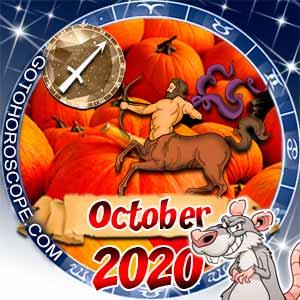 October 2020 Horoscope Sagittarius
