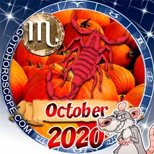 October 2020 Horoscope Scorpio