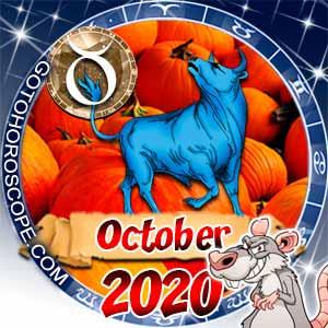 October 2020 Horoscope Taurus