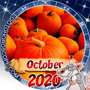 October 2020 Horoscope