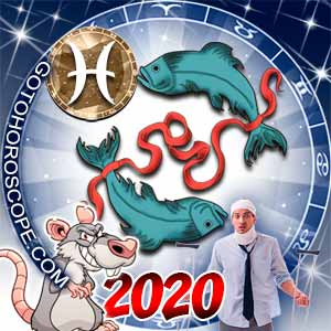 2020 Health Horoscope for Pisces Zodiac Sign