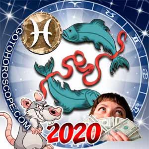 2020 Money Horoscope for Pisces Zodiac Sign